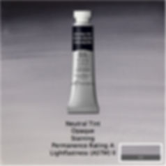 Winsor and Newton Neutral Tint Professional Watercolour