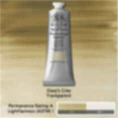 Winsor and Newton Davy's Grey Professional Acrylic