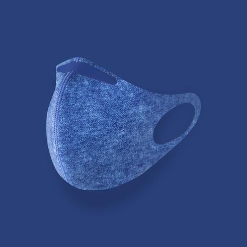 藍牛仔布 Demin