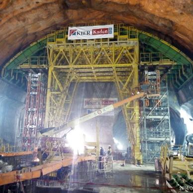 Cavern Construction