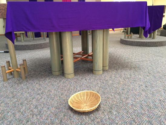 SSVP Children's Donation Basket