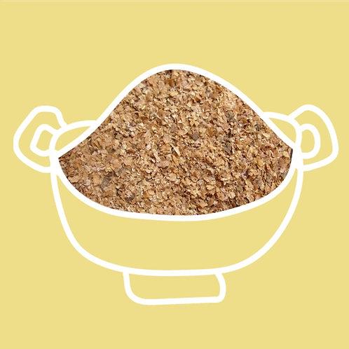 Salvado de trigo