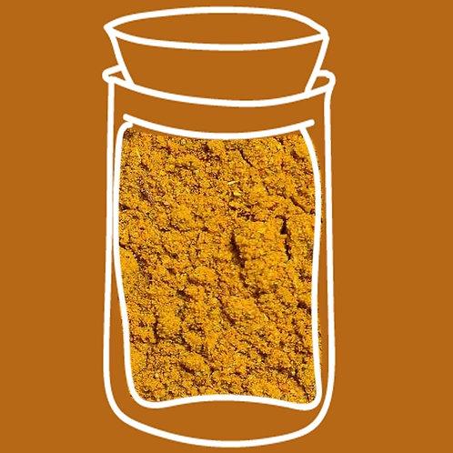 Curry Dulce
