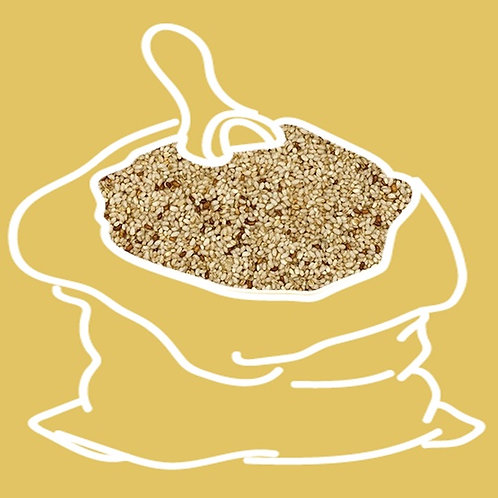 Teff Blanco semillas