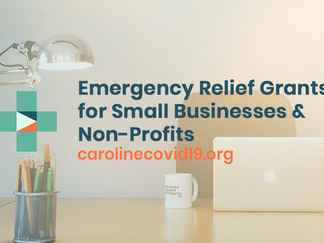Caroline County Economic Development Announces Emergency Grant Funding for Small Businesses