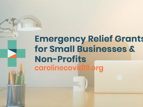 Caroline County Economic Development Announces Emergency Grant Funding for Small Businesses