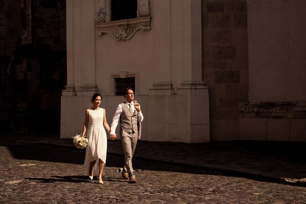 L&A svadobné fotenie