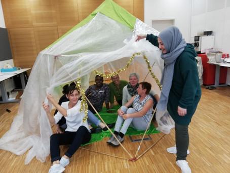 """Workshop """"Ways to a play-friendly school"""" in St. Pölten"""