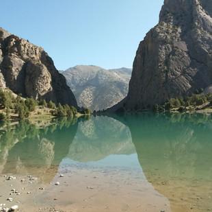 Tadjikistan 2018