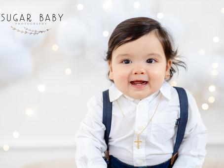 6 Months Baby Boy