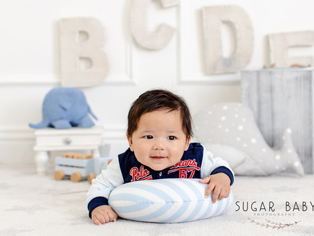 Tummy Time Baby