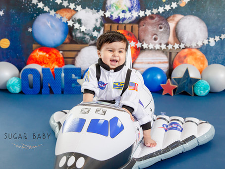 To Infinity and Beyond - Space Theme, NASA