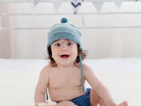 Six Months Boy