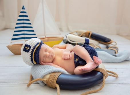 Newborn boy - 10 days Lincoln