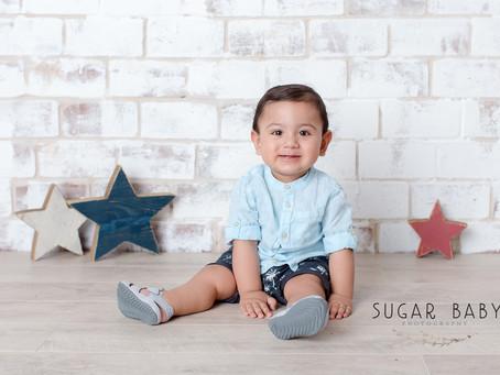 1st Year Baby Boy