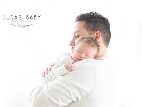 Angel from Heaven - Newborn w/ Family