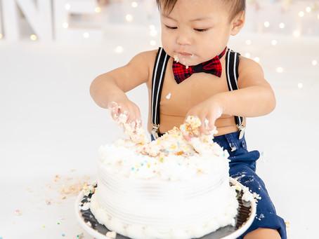 Smash the Cake, Smash Cake