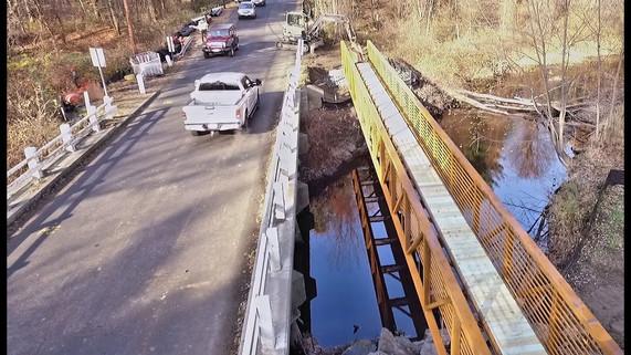 Hatfield Bridge Project