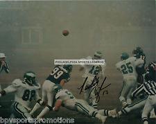 Randall Cunningham Eagles Fog Bowl 11X14