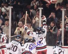 PHIL VERCHOTA 1980 USA OLYMPIC ICE HOCKEY MIRACLE ON ICE AUTOGRAPHED 8X10 PHOTO