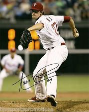 AARON NOLA PHILADELPHIA PHILLIES AUTOGRAPHED 8X10 PHOTO
