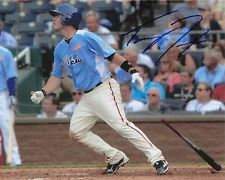 TOMMY JOSEPH PHILADELPHIA PHILLIES AUTOGRAPHED 8X10 PHOTO USA FUTURES GAME