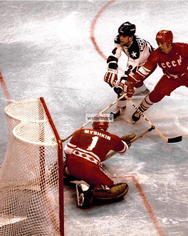 Rob McClanahan 1980 US Olympic Miracle on Ice photo
