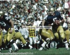 TERRY HANRATTY NOTRE DAME FIGHTING IRISH 1966 NATIONAL CHAMPS 8X10 CLASSIC #2