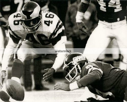 Herm Edwards Miracle at the Meadowlands Philadelphia Eagles vs Giants 8x10 #1