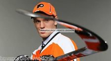SEAN COUTURIER PHILADELPHIA FLYERS ROOKIE YEAR 8X10 CLOSE UP PHOTO