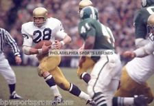 ROCKY BLEIER NOTRE DAME FIGHTING IRISH COLOR 8X10 PHOTO #1