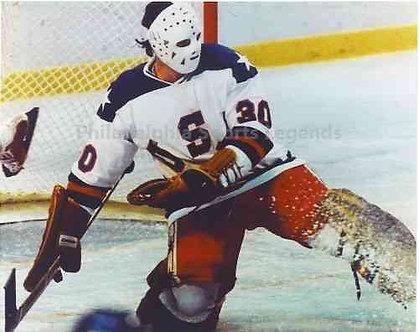 Jim Craig 1980 Olympic Hockey Miracle On Ice unsigned photo #5