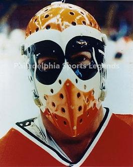 Wayne Stephenson Philadelphia Flyers Broad Street Bullies 8x10 photo