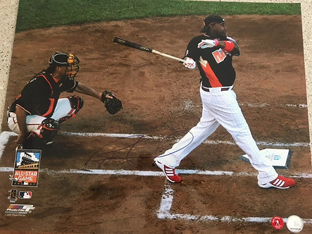 RYAN HOWARD PHILLIES HOME RUN DERBY SIGNED 16X20