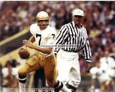 JOE THEISMANN NOTRE DAME FIGHTING IRISH 8X10 WASHINGTON REDSKINS