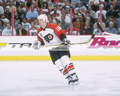 Dale Howerchuk Philadelphia Flyers HOF photo