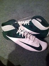 HAROLD CARMICHAEL PHILADELPHIA EAGLES SIGNED NIKE CLEATS ALL DECADE TEAM