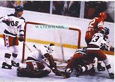 JIM CRAIG 1980 USA OLYMPIC ICE HOCKEY MIRACLE ON ICE 8X10 WITH BILL BAKER