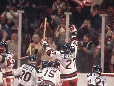 PHIL VERCHOTA UNSIGNED 1980 OLYMPIC HOCKEY MIRACLE ON ICE 8X10 USA