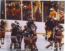 1980 USA MIRACLE ON ICE OLYMPIC HOCKEY TEAM CELEBRATION #3 DO YOU BELIEVE?