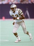 MIKE QUICK EAGLES PHOTO 5X ALL PRO