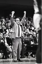 ROLLIE MASSIMINO 1985 VILLANOVA WILDCATS NCAA BASKETBALL CHAMPIONS 8X10