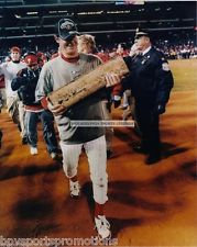JAMIE MOYER PHILADELPHIA PHILLIES 2008 WORLD SERIES 8X10 WITH PITCHING RUBBER #1