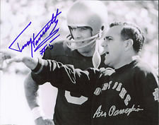 TERRY HANRATTY AUTOGRAPHED 8X10 NOTRE DAM…MUST SEE!