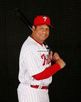 Bobby Abreau Philadelphia Phillies photo #1