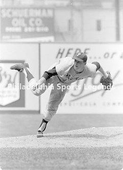 Jim Bunning Philadelphia Phillies Hall of Fame 8x10 photo