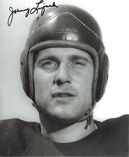 JOHNNY LUJACK AUTOGRAPHED 8X10 PHOTO HEISMAN TROPHY NOTRE DAME FIGHTING IRISH #2