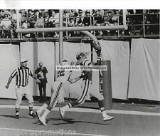 HAROLD CARMICHAEL PHILADELPHIA EAGLES TOUCHDOWN PHOTO VET STADIUM 8X10