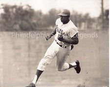 DICK RICHIE ALLEN 1964 PHILADELPHIA PHILLIES ACTION 8X10 PHOTO HR TROT