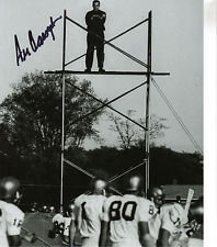 ARA PARSEGHIAN AUTOGRAPHED 8X10 PHOTO NOTRE DAME FIGHTING IRISH 2 TIME CHAMPS #7